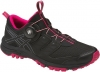 Testeo zapatillas de Trail Running Asics Black Carbon Cosmo Pink