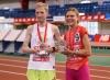 Nuevos récords mundiales de maratón en pista cubierta