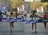 Gaspar Riveros y Pamela Casanova ganadores de la NatGeo Run 2018