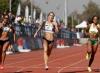Fernanda Mackenna nuevo récord nacional de los 400 metros planos en el Orlando Guaita