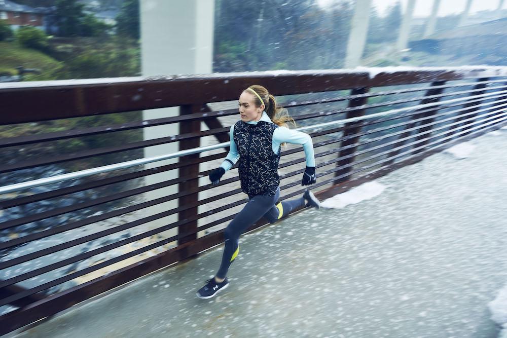 Solenoide utilizar Pero  Nuevas tecnologías en artículos de running permiten seguir corriendo en  todas las temporadas | Runchile.cl
