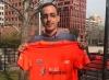 """Cristóbal Torrealba: """"Cualquier persona que corra un maratón, al llegar a la meta va a querer correr otro"""""""
