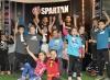 Mini Spartanos disfrutaron de su primer entrenamiento
