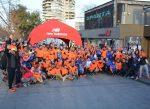 Cientos de runners en entrenamiento gratuito New Balance