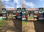 Muñoz y Córdova ganadores de la cuarta fecha de la Vuelta a la Laguna Aculeo