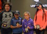4 jóvenes deportistas chilenos serán auspiciados por Under Armour gracias a UA Kids
