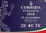 No faltes a la Corrida Italiana 2018!!