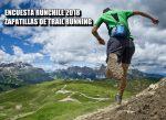 Encuesta 2018: Las zapatillas de trail favoritas de los chilenos