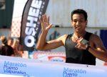 César Díaz gana por 5ta vez el Maratón Puerto Valparaíso