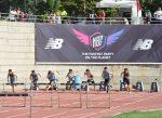 Impecable festival de atletismo escolar internacional en el New Balance Finals