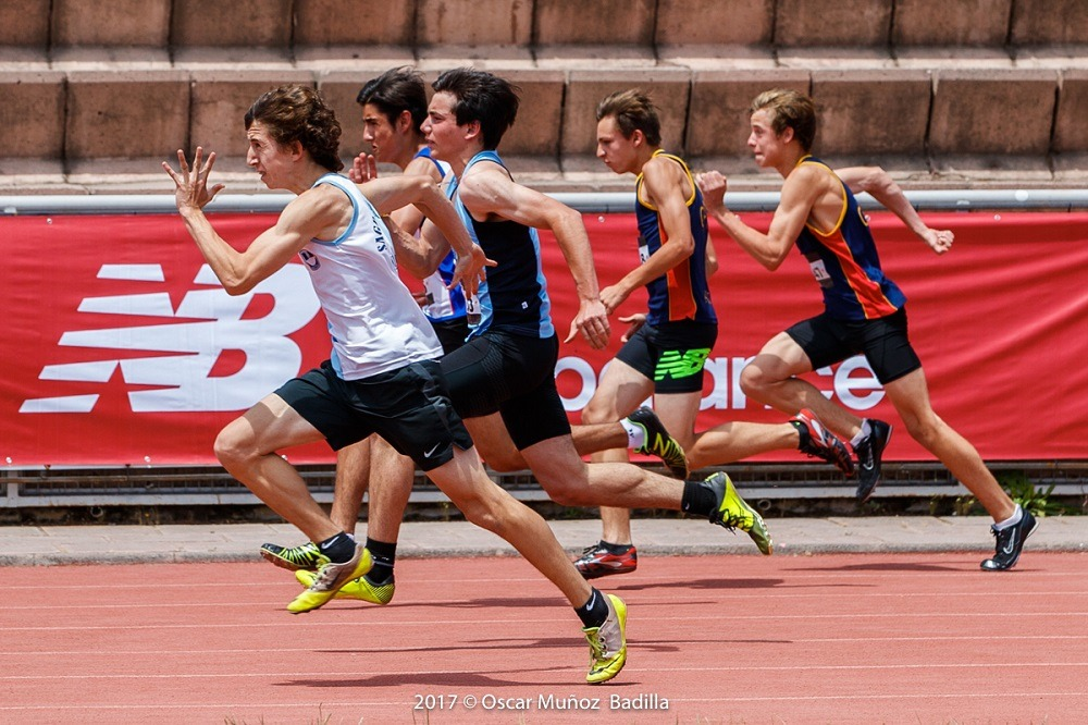 new balance atletismo