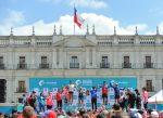 """10 mil personas participaron del """"Santiago Corre Consalud"""""""