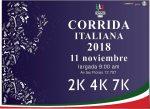 ¡Se viene la octava versión de la Corrida Italiana!