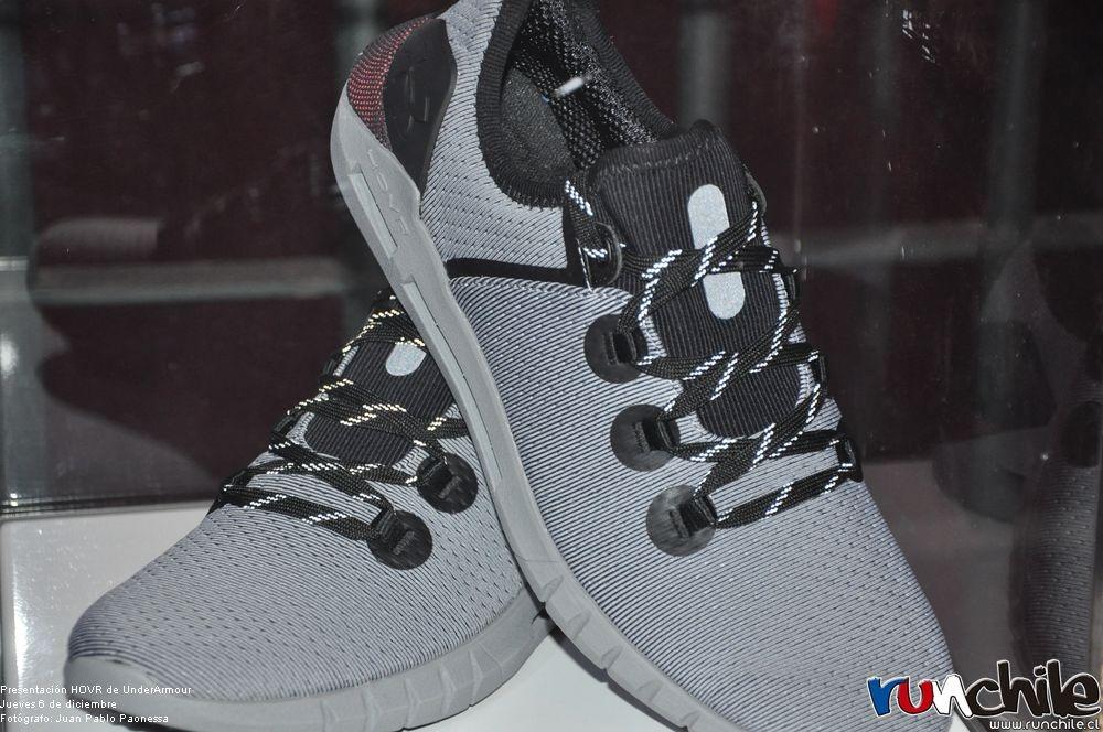 Under Armour lanzó en Chile las nuevas zapatillas