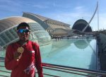 Pedro Rodriguez consiguió su objetivo en el Maratón de Valencia
