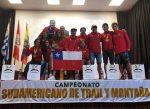 El chileno Luis Valle campeón sudamericano de Trail en Uruguay
