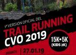 """Revisa la programación del primer Trail Running """"Conquista Volcán Osorno 2019"""""""