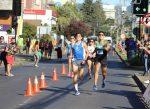 Alfredo Toledo y Laura Acuña ganadores de la Milla Urbana en Temuco