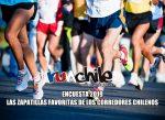 Encuesta 2019: Las zapatillas favoritas de los corredores chilenos