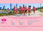 """Runbella te invita a ser una de sus """"Pacers"""" para el Maratón de Santiago 2019"""
