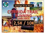 Estás a tiempo de competir en la 2ª Corrida Trail Running Vaquería el 26 de mayo