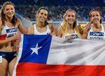 Equipo chileno de 4×400 finaliza en el puesto 13 del Mundial de Relevos en Japón
