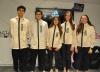 adidas presentó su 1er Team escolar con 5 atletas