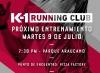 """Participa hoy en el entrenamiento gratuito del """"K-1 Running Club"""""""