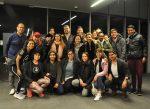 Jenni González impartió charla a la comunidad adidas runners de Santiago