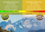 El trail y el running se toman septiembre en la Patagonia