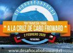 Inscripciones abiertas para la 4ª versión del Desafío Cabo Froward 2020