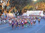 Chilenos en Maratón de Buenos Aires 2019
