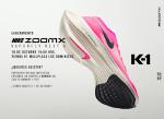K-One estrenará nueva zapatilla para comunidad runner de Chile