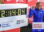 Nueva marca mundial de maratón femenino en Chicago