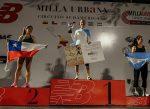 Laura Acuña es segunda en NB Milla Urbana de Buenos Aires