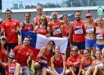 Atletismo máster chileno brilló en Iberoamericano de Lima