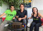 #RunchileTV con Cecilia Varela y Martín Quinteros