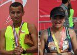 Mauricio Flández y Verónica Ángel lideran el Ránking Nacional de Maratones 2019