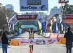 Keniata Rhonez Kriputo estableció nuevo récord mundial de 10 km en Valencia