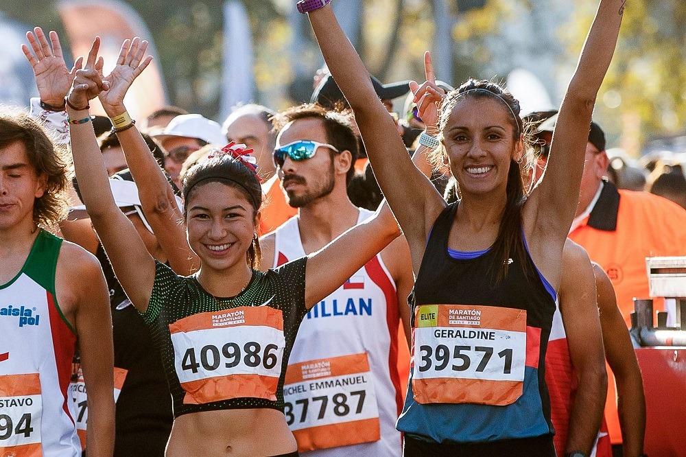 mecanismo Religioso Involucrado  Gatorade Maratón de Santiago 2020 lanza planes de entrenamiento para  preparar a corredores | Runchile.cl