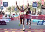 La etíope Ababel Yeshaneh pulveriza el récord mundial de 21 km