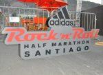 Más de 4 mil runners rockearon con la adidas Rock 'n' Roll Half Marathon Santiago 2020