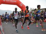 El keniata Solomon Koech gana una tremenda Saucony STGO 21 K 2020