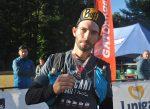 Jhon Barrera gana un espectacular El Cañi Trail 2020