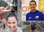 """ASICS Chile presentó a sus tres nuevos integrante del equipo de """"Front Runners"""" para 2020"""