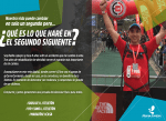 Duilio de Lapeyra correrá 42 km en casa por la Teletón