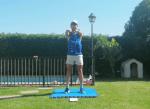 Rutina de ejercicios para las extremidades inferiores en tiempos de cuarentena