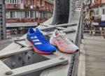 adidas Chile presentó sus más recientes modelos de zapatillas para promover el entrenamiento en casa