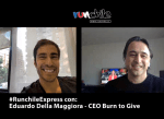 #RunchileExpress: Burn to Give cuenta más detalles de su campaña #HazloXChile