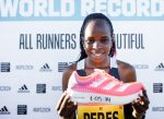 Nueva mejor marca mundial en medio maratón femenino